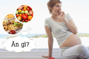 Bà bầu bị táo bón nên ăn gì và không nên ăn gì?