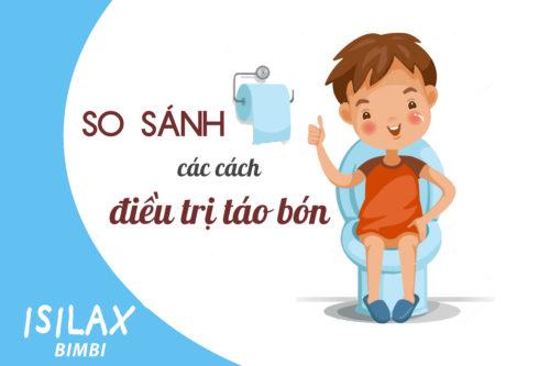 Điều trị táo bón cho trẻ em là việc làm cần thiết