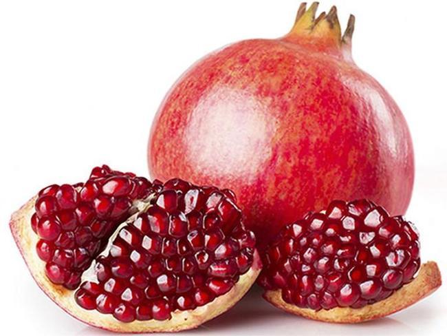 Bổ sung lựu vào bữa ăn hàng ngày cho trẻ để giảm táo bón