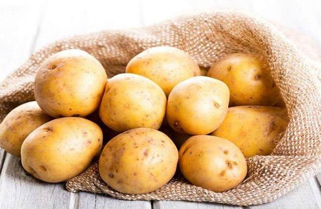 Khoai tây là thực phẩm chứa nhiều chất xơ