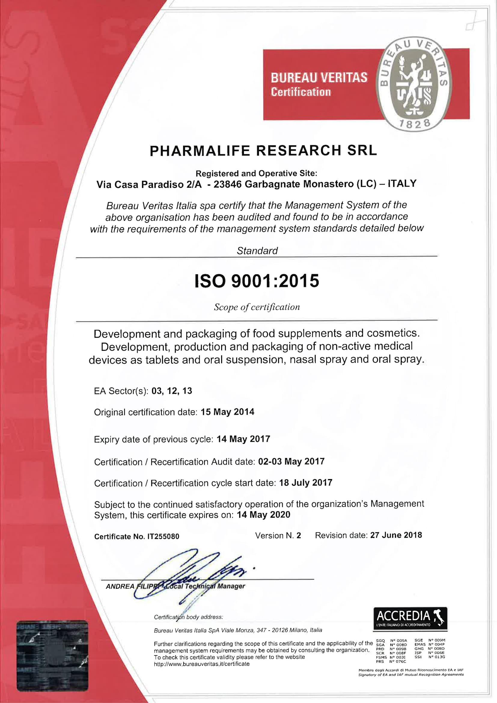 PHARMALIFE_9001 ING-1