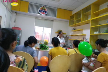 """FITOBIMBI đồng hành cùng chương trình """"Hướng dẫn thực hành dinh dưỡng cho trẻ nhỏ"""""""