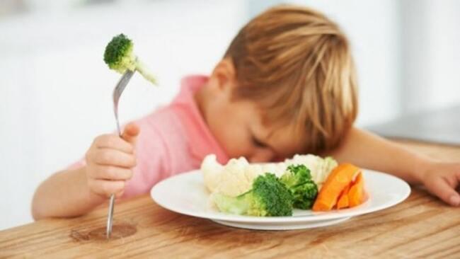 Biện pháp giải quyết tình trạng trẻ lười ăn rau xanh