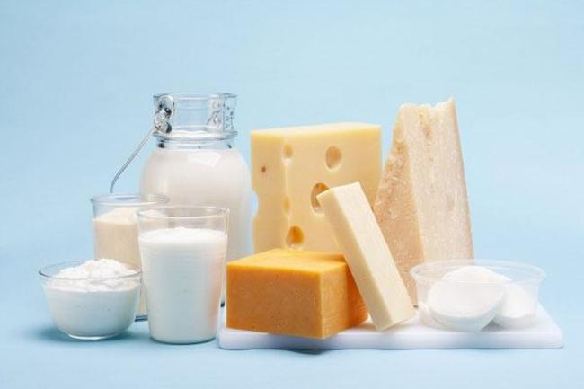 Các sản phẩm từ sữa có thể gây táo bón ở trẻ