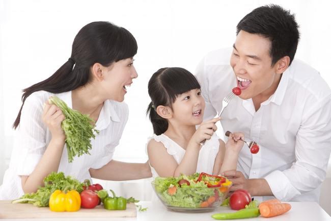 Rau củ chứa hàm lượng chất xơ lớn tốt cho tiêu hóa