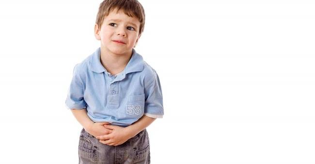 Rối loạn tiêu hóa là tình trạng phổ biến ở trẻ