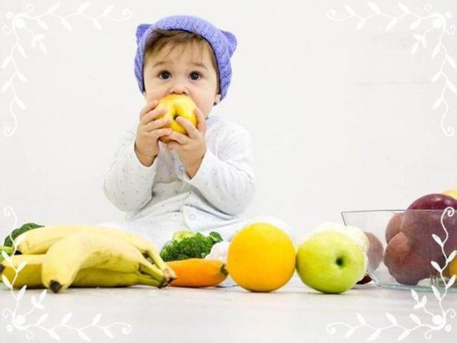 Trẻ nên ăn trái cây hàng ngày
