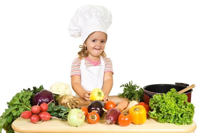 Xây dựng cho trẻ chế độ dinh dưỡng phù hợp